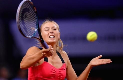 Штутгарт (WTA). Шарапова не оставила шансов Азаренко