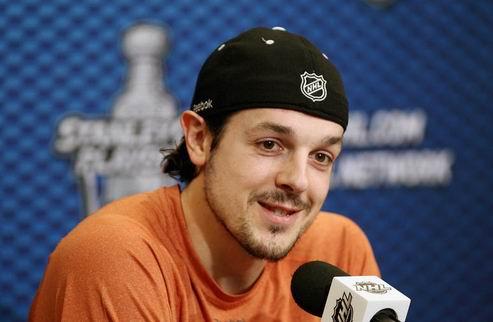 НХЛ. Бриер — первая звезда дня