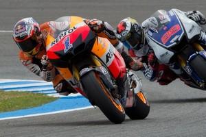 """MotoGP. Стоунер: """"Это особенная победа для меня"""""""