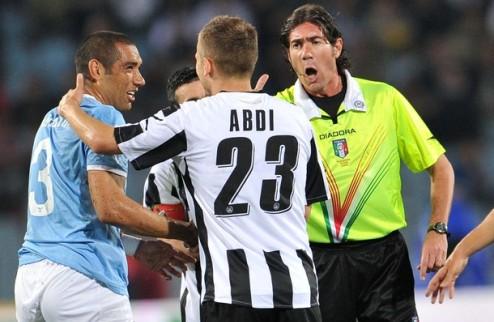 Игрокам Лацио угрожает длительная дисквалификация