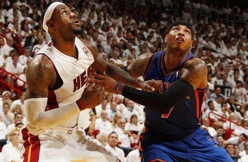 НБА. Никс уступили Майами, реванш Индианы, очередная битва в Оклахоме