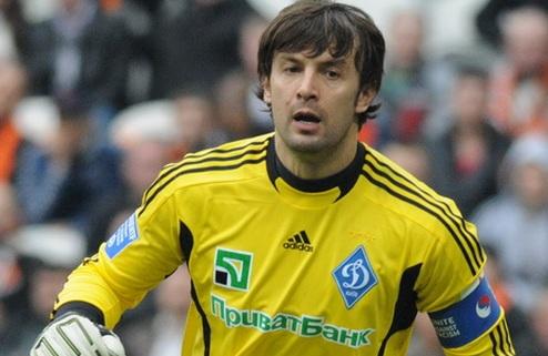 Шовковский не сыграет на Евро-2012