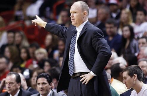 НБА. Скайлз будет тренером Бакс в сезоне 2012/13