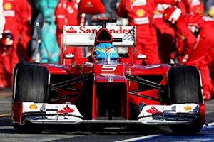 "Формула-1. Алонсо: ""Феррари — почти идеальная команда"""