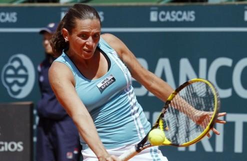 Эшторил (WTA). Неожиданное поражение Кириленко, успех Винчи