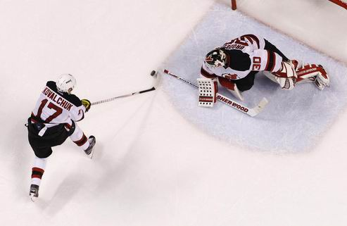 НХЛ. Нью-Джерси: Ковальчук вернулся к тренировкам