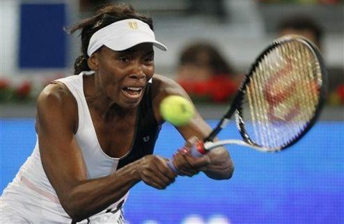 Мадрид (WTA). Непростая победа В. Уильямс, очередной успех Бартель
