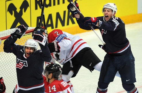 ЧМ. США вырывает победу у Канады