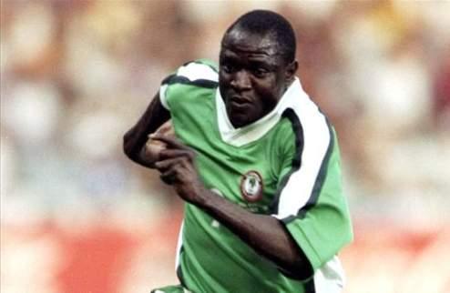 Умерла легенда нигерийского футбола