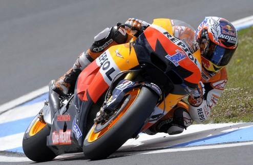 MotoGP. Гран-при Португалии. Вторая победа Стоунера