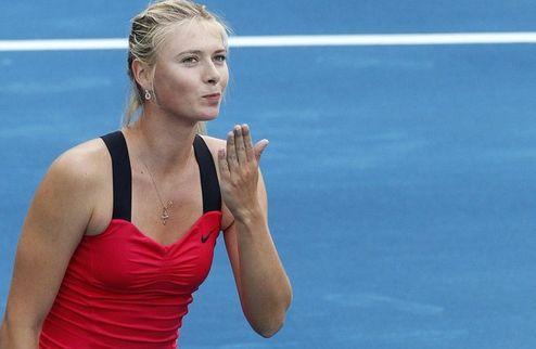 Мадрид (WTA). Уверенный старт Шараповой