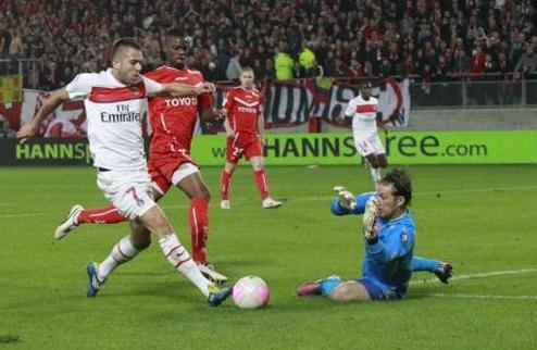 Валансьенн и ПСЖ дарят праздник футбола