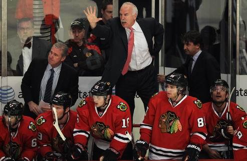 НХЛ. Тренер Чикаго может перебраться в Монреаль
