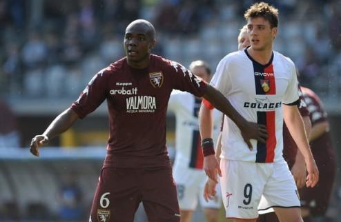 Милан продолжает следить за Огбонной