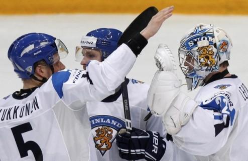 ЧМ. Нестандартная победа Финляндии
