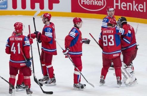 ЧМ. Сухарь Варламова, тяжелая победа России