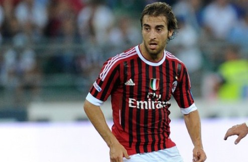 Милан предложит Фламини новый контракт