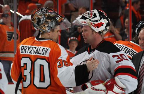НХЛ. Партнеры не обвиняют Брызгалова