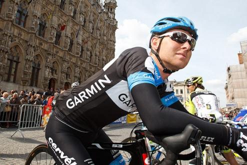 Джиро д'Италия. Garmin-Barracuda одерживает победу в командной разделке