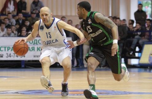 Анненков продлил контракт с БК Одесса