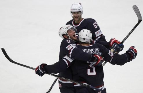 ЧМ. Третье поражение Беларуси, третья победа США