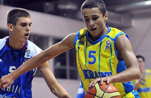 Зуйков и Герун исчезли из заявки юношеской сборной Украины
