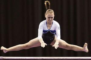 Спортивная гимнастика. Две украинки попали в финал ЧЕ