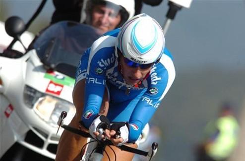 Джиро д'Италия. Малори перехватывает лидерскую майку