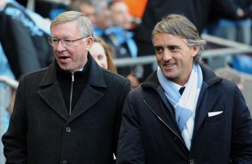 Фергюсон не верит в поражение Манчестер Сити
