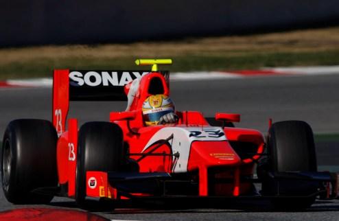 GP2. Испания. Разия выигрывает спринт