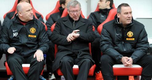 Фергюсон поздравил Манчестер Сити