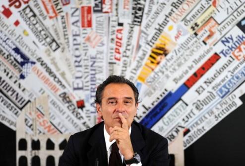 Италия огласила предварительный состав на Евро-2012