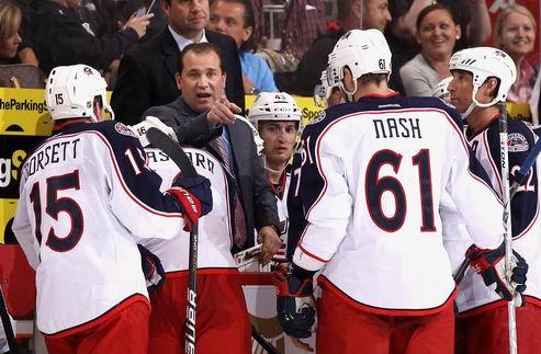 НХЛ. Коламбус сохранил тренера