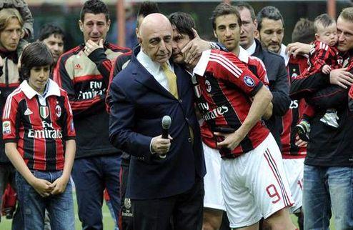 "Галлиани: ""В Милане закончилась целая эпоха"""