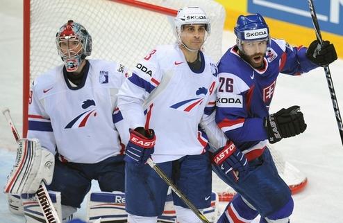 ЧМ. Словакия вырывает победу у Франции
