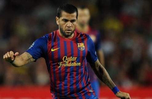 Барселона теряет Дани Алвеша