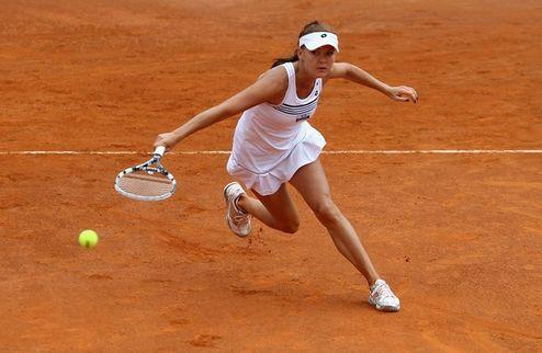 Рим. Радваньска изменила традиции, Федерер поддержал марку