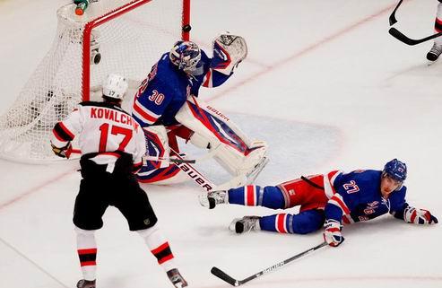 НХЛ. Нью-Джерси сравнивает счет в серии