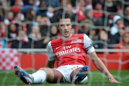 Ван Перси не договорился с Арсеналом