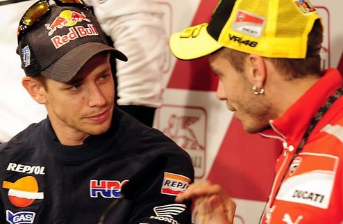 """Pосси: """"Уход Стоунера — большая потеря для MotoGP"""""""