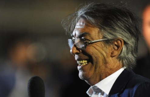 Моратти: Снайдер не уйдет, над переходом Лавесси работаем