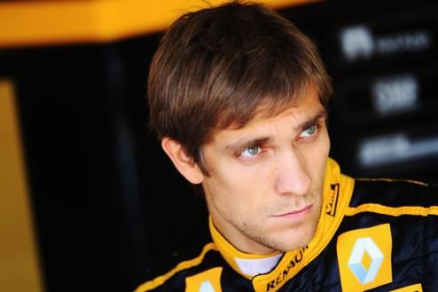 "Формула-1. Петров: ""В начале сезона меня сватали в Феррари"""
