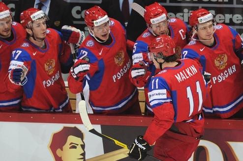 ЧМ. Малкин и сборная России разрывают Финляндию!