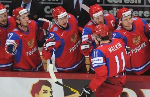 ������� IIHF: ������ �������� �� �������, ������� � ���������