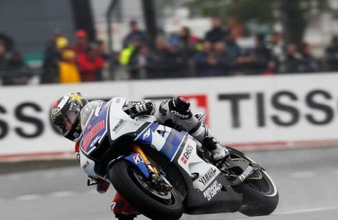 MotoGP. Гран-при Франции. Победа Лоренсо, подиум Росси