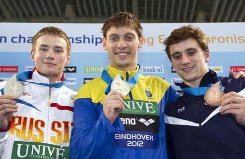 Украина выиграла медальный зачет по прыжкам в воду