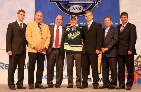 НХЛ. Миннесота надеется подписать Гранлунда до первого июня