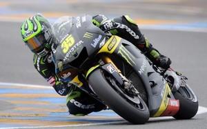 """MotoGP. Кратчлоу: """"Терял в скорости на прямых"""""""