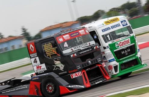 Truck Racing. ������ ���� �� ���� �������� ��� ���������
