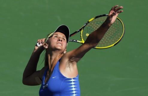 Брюссель (WTA). Леся Цуренко одолела Арн и вышла во второй круг